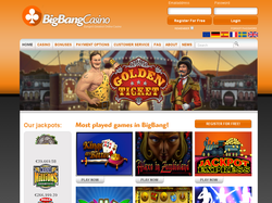 Play BigBangCasino Now