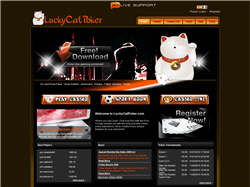 Play Lucky Cat Poker Now