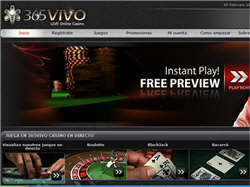Play 365 VIVO Casino Now