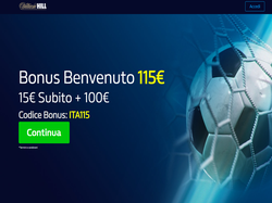 Play William Hill Italy Now