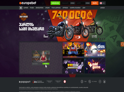 Play EuropeBet Now