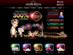Play Grand Macao Casino Now