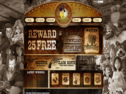 Play Gibson Online Casino Now