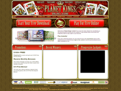 Play Planet Kings Casino Now