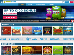 Play Prime Slots Now