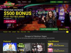 Play Vegas2Web Now