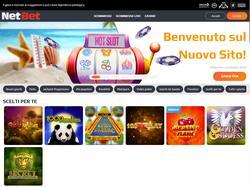 Play NetBet Italy Casino Now