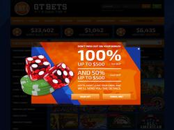 Play GTbets Casino Now