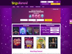 Play Bingo Diamond Now