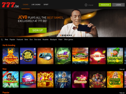 Play Casino777.be Now