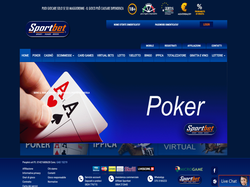 Play SportBet Italy Now