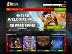Play BETAT Casino Now