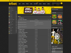 Play Efbet Now