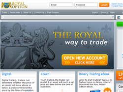 Royal option