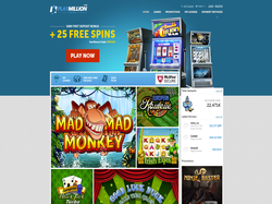 Play PlayMillion Casino Now