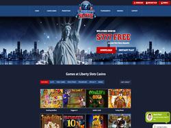 Play Liberty Slots Casino Now