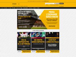Play Betfair - Italy Now