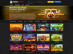 Play TradaCasino Now