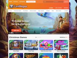 Play LeoVegas Now