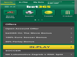 Play bet365 Mobile Sports Now