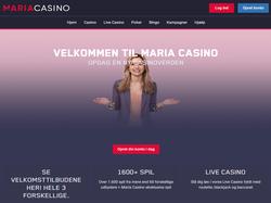 Play Maria Casino Denmark Now