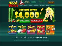 Play Loco Panda Casino Now