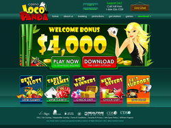 Play Loco Panda Casino Now