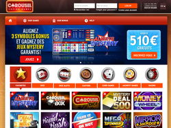 Play Carousel Casino Games Now
