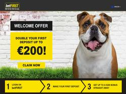 Play betFIRST Now