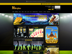 Play Mbet Italy Now
