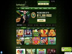 Play SpringBok Casino Now