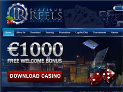 Play Platinum Reels Casino Now