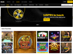Play bwin Spain Casino Now