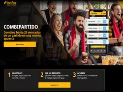 Play Betfair - Spain Now