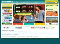 Play Tombola - Spain Now