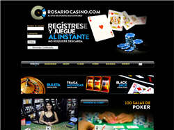 Play Rosario Casino Now