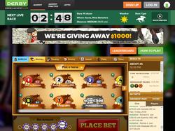 Play DerbyJackpot Now