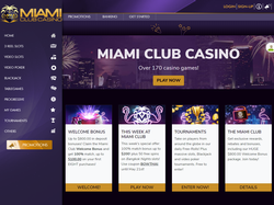 Play Miami Club Casino Now