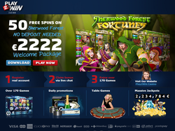 Play Play2Win Casino Now