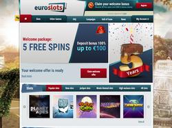 Play EuroSlots Now