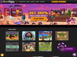 Play Desert Nights Casino Now