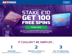 Play Betfred Games Now