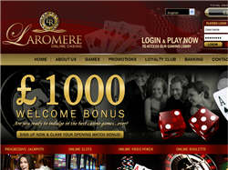 Play LaRomere Online Casino Now