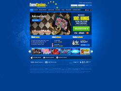 Play EuroCasino Now