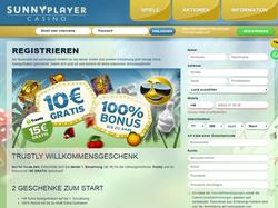 Play Sunny Player Casino Now