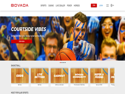 Play Bovada Sportsbook Now