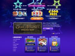 Play LotteryCasino.net Now