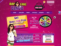 Play RAPchic Bingo Now