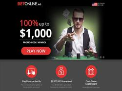 Play BetOnline Poker Now
