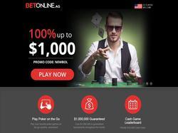 Play BetOnline Poker Now